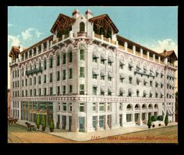 Hotel Sacramento