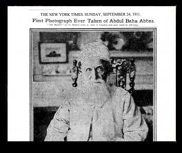 1911 Photo - London Paper
