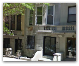 309 W 78th Year 2011 (Google Map)