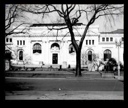 Carnegie Public Library-801 K St NW Wash DC
