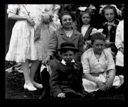 Baha'i Children in Lincoln Park (Chicago)