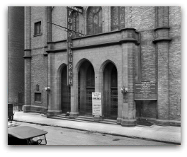 Grace Methodist Episcopal Church NYC