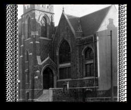 Unitarian Church at 15th & Girard Ave