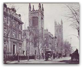 Church of the Ascension, New York City, circa 1914