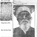 Abdul Baha Sails Away
