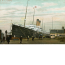 R.M.S. Cedric - The Ship 'Abdu'l-Baha Arrived in New York City on 11 April 1912