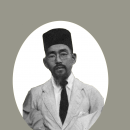 Saichero Fujita (1886-1976) 2nd Japanese Baha'i, Accompanied 'Abdu'l-Baha to California